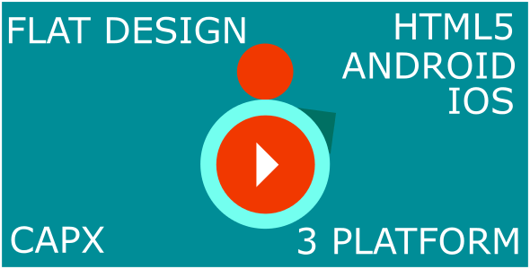 Round GO! HTML5 Android Ios game