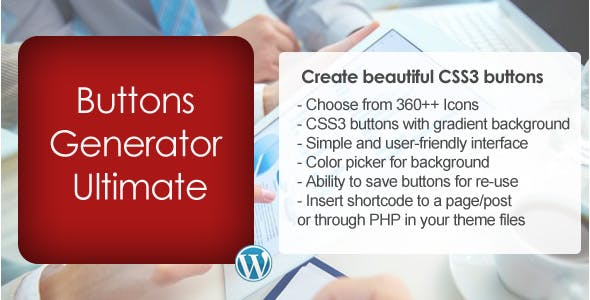 Buttons Generator Ultimate