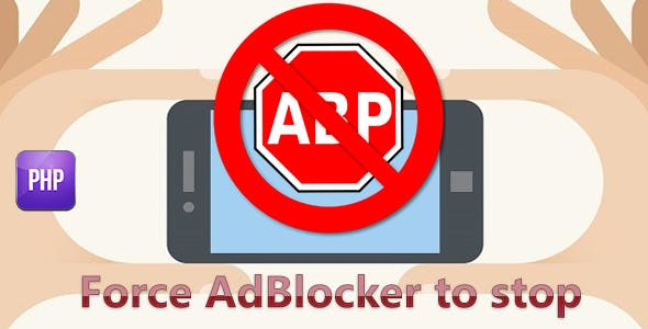 Force Adblocker to stop