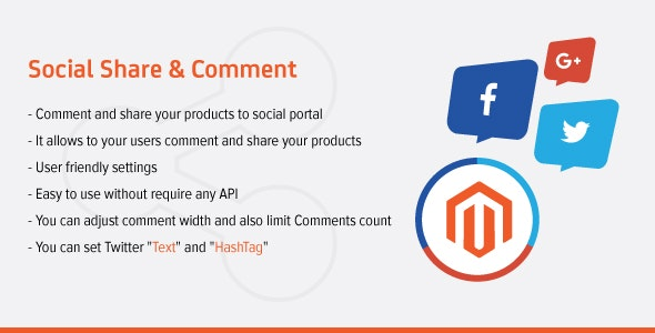 Social Share - CodeCanyon Item for Sale