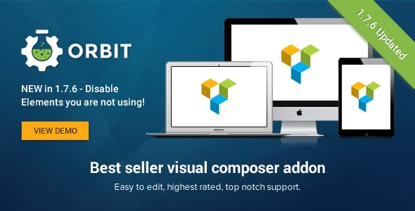 Orbit - Visual Composer Addon
