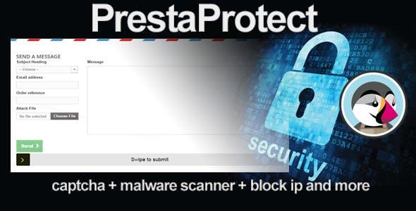 Presta Protect Captcha +