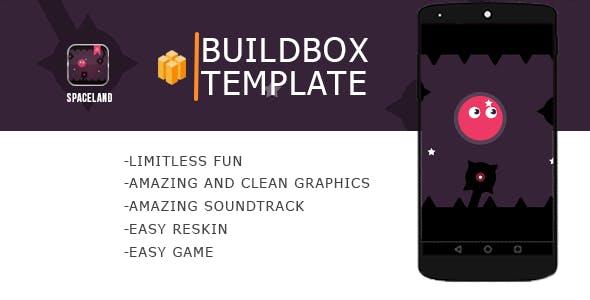 Spaceland Game - Buildbox Template