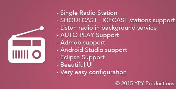 My Radio - CodeCanyon Item for Sale