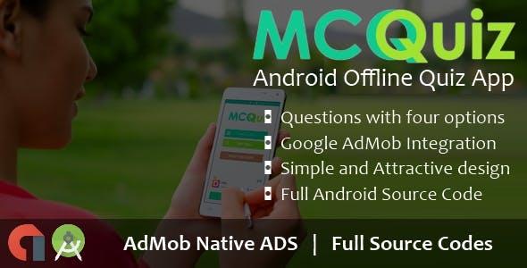 MCQ Quiz - Android Offline Quiz App