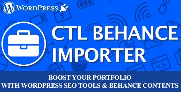Ctl Behance Importer