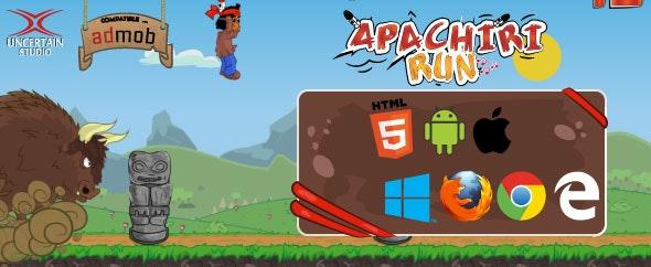 Apachiri Run - CodeCanyon Item for Sale