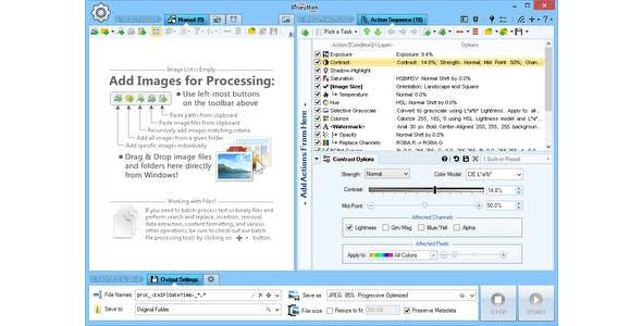 Batch Image Enhancer