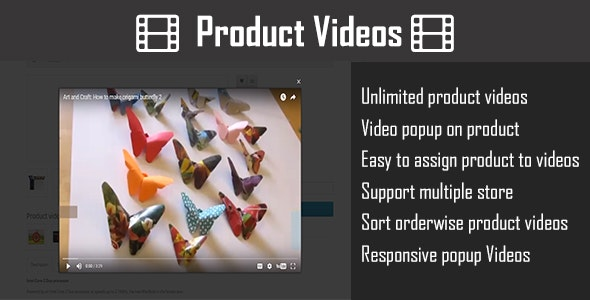 Product Videos - CodeCanyon Item for Sale