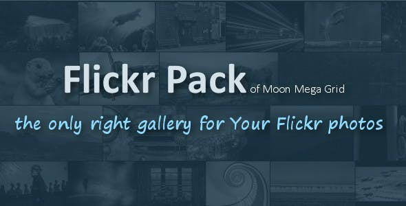 Flickr Pack