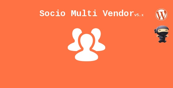 Socio Multi Vendor for WooCommerce - CodeCanyon Item for Sale