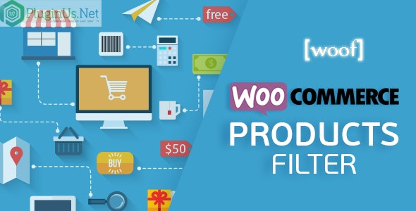 WOOF - WooCommerce Products Filter by realmag777 | CodeCanyon