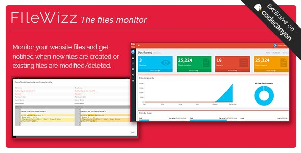 FileWizz - The files monitor - CodeCanyon Item for Sale