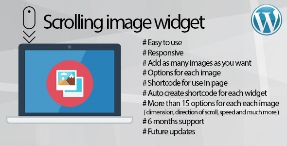Auto Scrolling Images - CodeCanyon Item for Sale