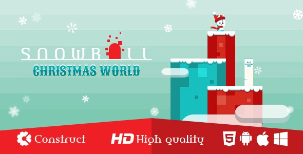 Snowball Christmas World - CodeCanyon Item for Sale