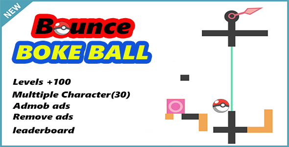 BOUNCE POKE BALL