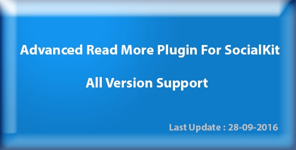 Advanced Read More Plugin For SocialKit - CodeCanyon Item for Sale