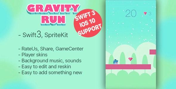 Gravity Run - CodeCanyon Item for Sale