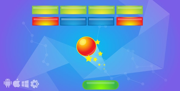 Blocker - HTML5 Game + Android. Construct 2 (capx) + ADS Cocoon - CodeCanyon Item for Sale