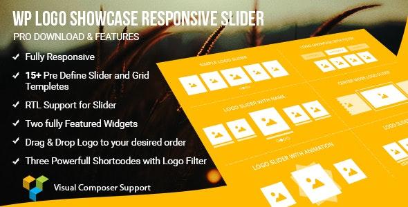 WP Logo Showcase Responsive Slider Pro - CodeCanyon Item for Sale
