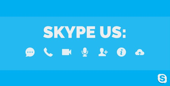 Advanced Skype Button Plugins, Code & Scripts from CodeCanyon