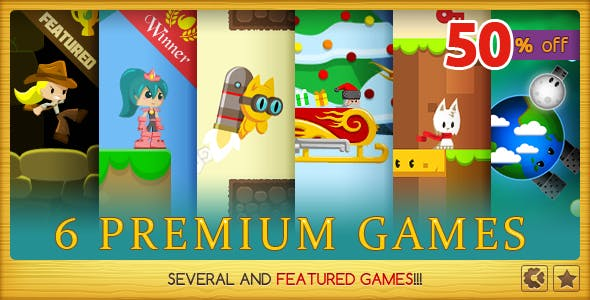 Premium Games Bundle