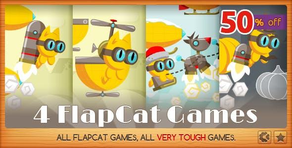 FlapCat Games Bundle