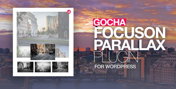 Gocha Focuson Parallax Responsive Gallery - CodeCanyon Item for Sale