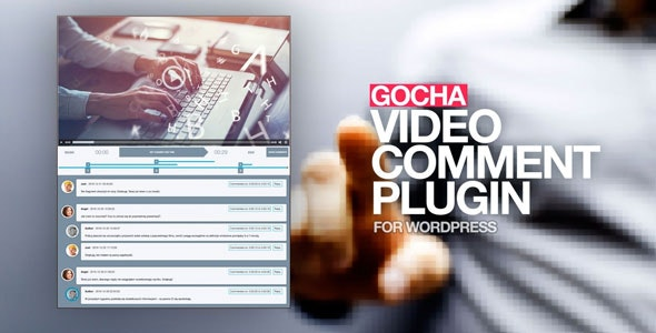 Gocha Video Comment - CodeCanyon Item for Sale