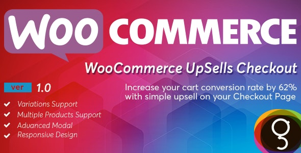 WooCommerce Checkout Upsells - CodeCanyon Item for Sale