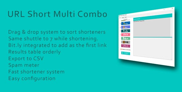 URL Short Multi Combo