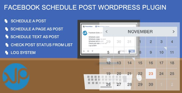 Facebook Schedule Auto Post Wordpress Plugin