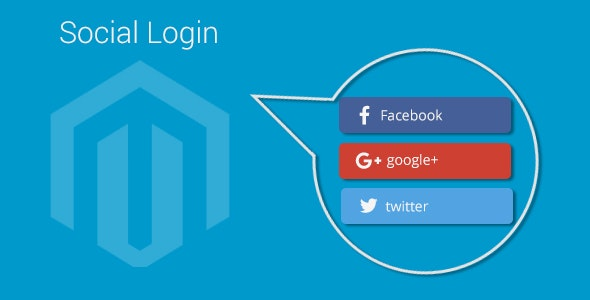 Social Login magento2 extension - CodeCanyon Item for Sale