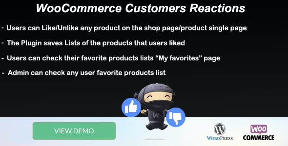 Woocommerce Customers Reactions