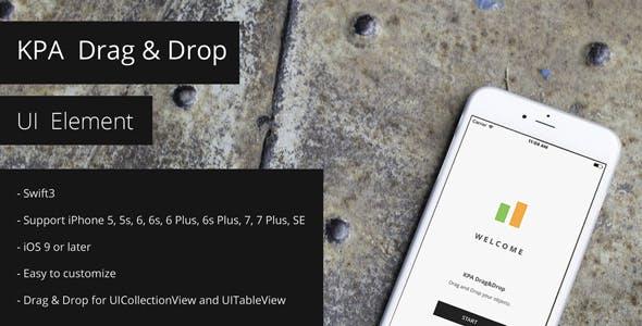 KPA Drag & Drop