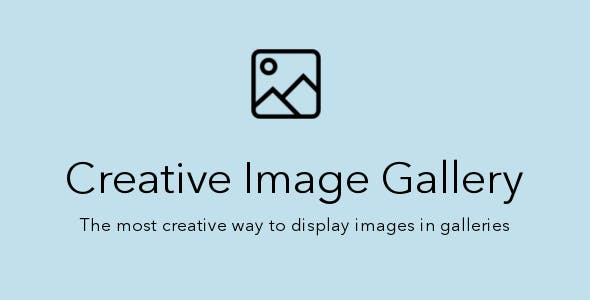 Creative Image Gallery for Visual Composer