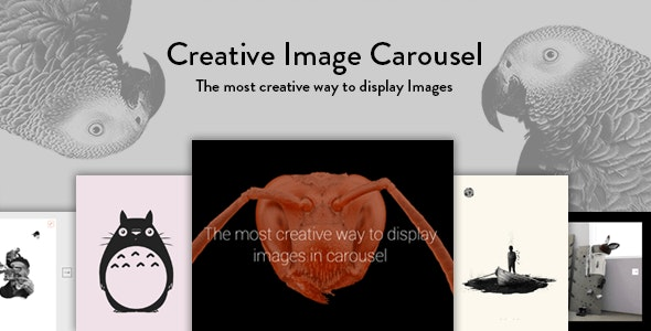 Creative Image Carousel for Visual Composer - CodeCanyon Item for Sale