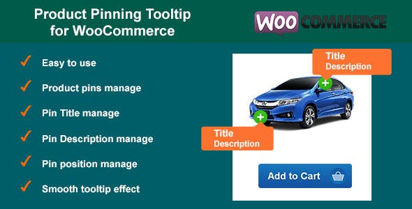 Product Pinning Tooltip for WooCommerce