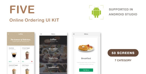 Online food ordering app - CodeCanyon Item for Sale