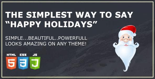 Xmas Widget - Elf Agency - CodeCanyon Item for Sale