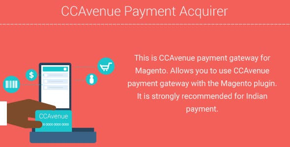 CCAvenue Payment Gateway magneto2 extension