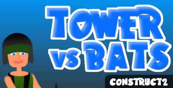 Tower vs Bats (.CAPX\)