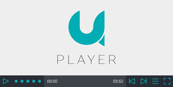 uPlayer - Video Player With Playlist - CodeCanyon Item for Sale