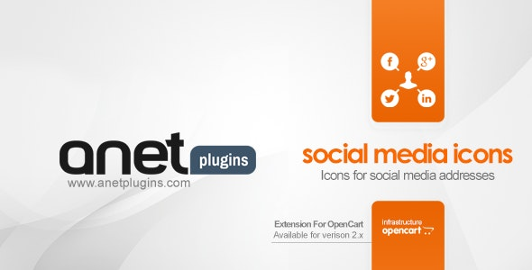 Social Media Icons - CodeCanyon Item for Sale
