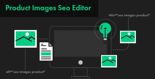 Product Images SEO Editor