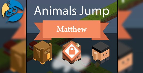Animals Jump for IOS