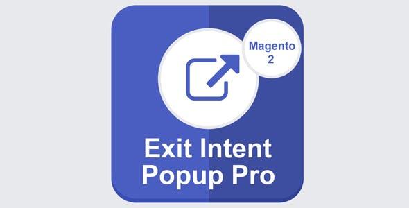 Exit Intent Popup Pro