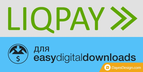 Liqpay Payment Gateway for EDD - CodeCanyon Item for Sale