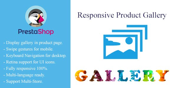 Responsive Product Gallery