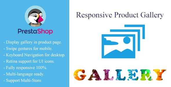 Responsive Product Gallery - CodeCanyon Item for Sale